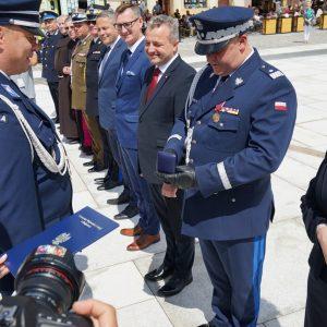 Medal honorowy Komendanta Wojewódzkiego Policji 2019