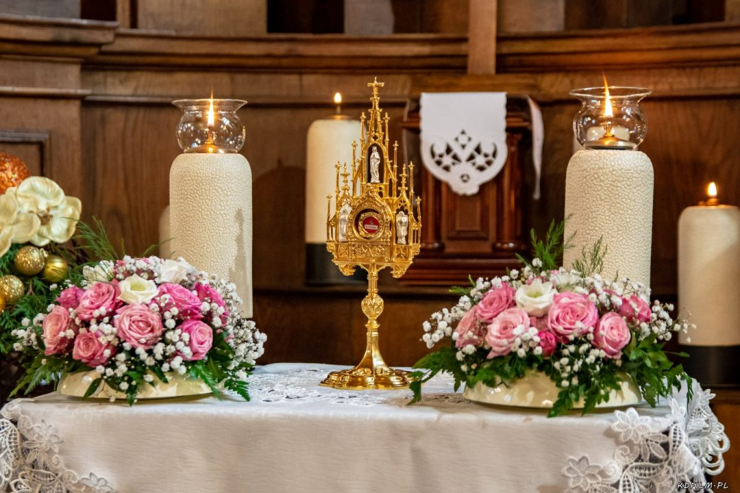 Wprowadzenie relikwi bl Jolenty Franciszkanie Torun 2019 08