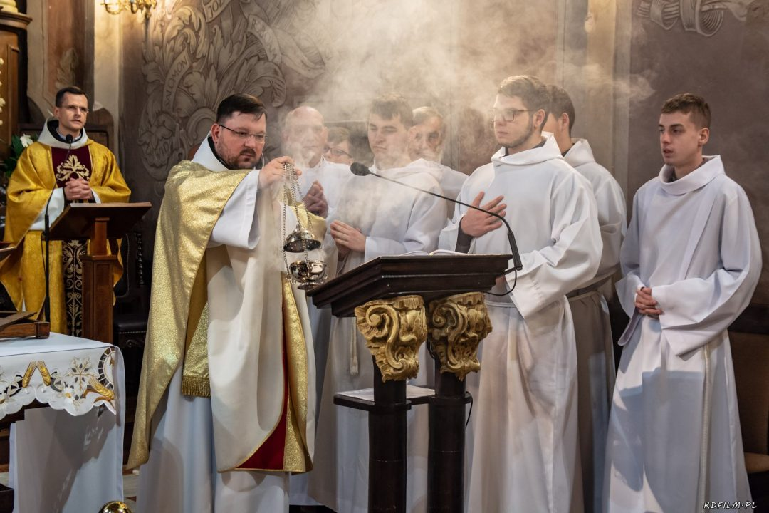 Wprowadzenie relikwi bl Jolenty Franciszkanie Torun 2019 12