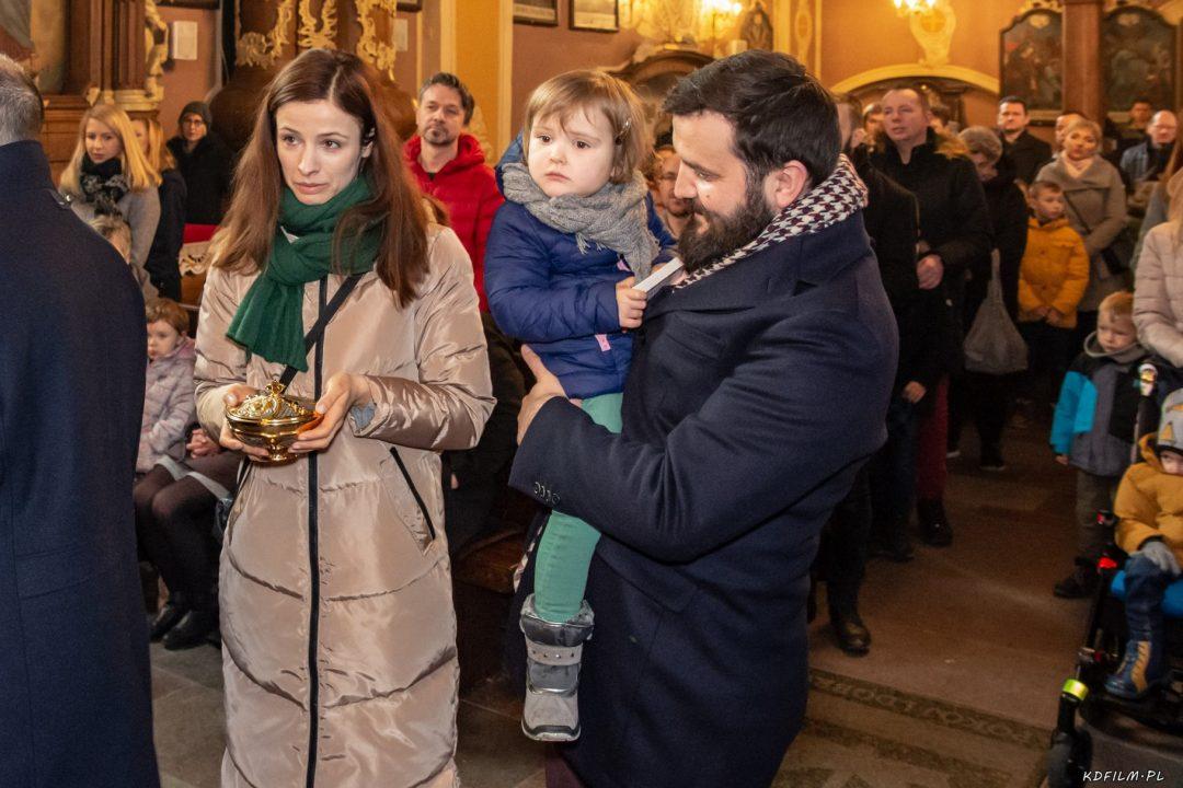 Wprowadzenie relikwi bl Jolenty Franciszkanie Torun 2019 35
