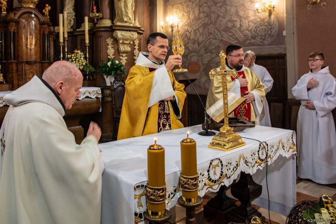 Wprowadzenie relikwi bl Jolenty Franciszkanie Torun 2019 48