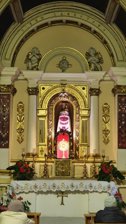 kaplica MB Loretańskiej